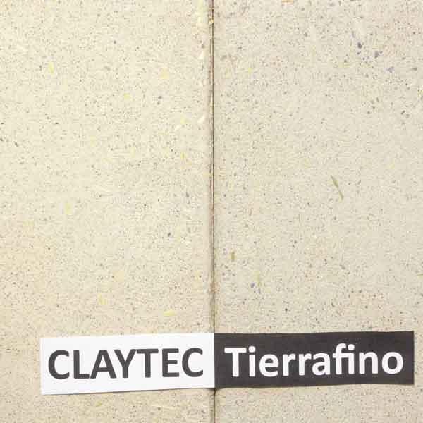 Witte Basisleem Claytec Tierrafino